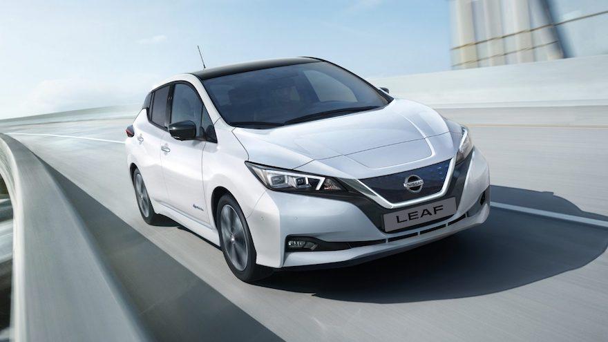 Первый в мире доступный электромобиль